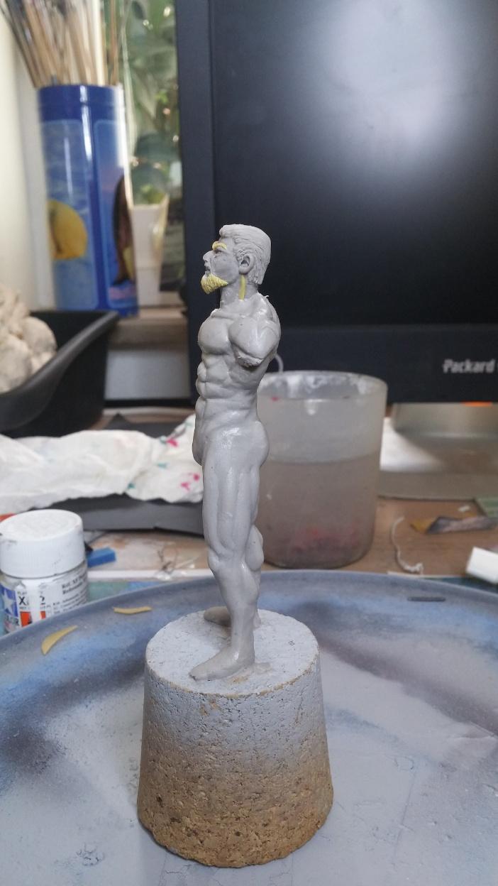 Figurine 90mm Figurine90mm16