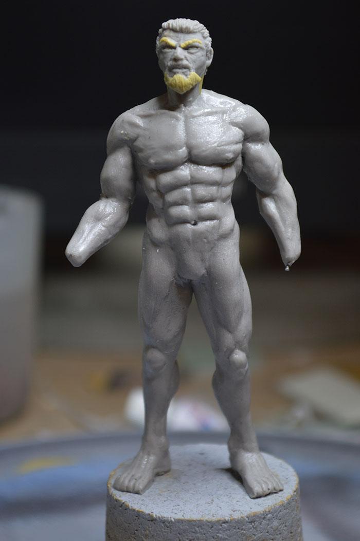 Figurine 90mm Figurine90mm23