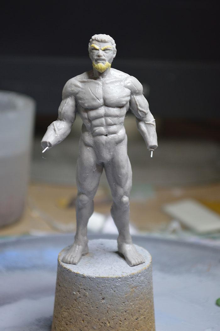 Figurine 90mm Figurine90mm27