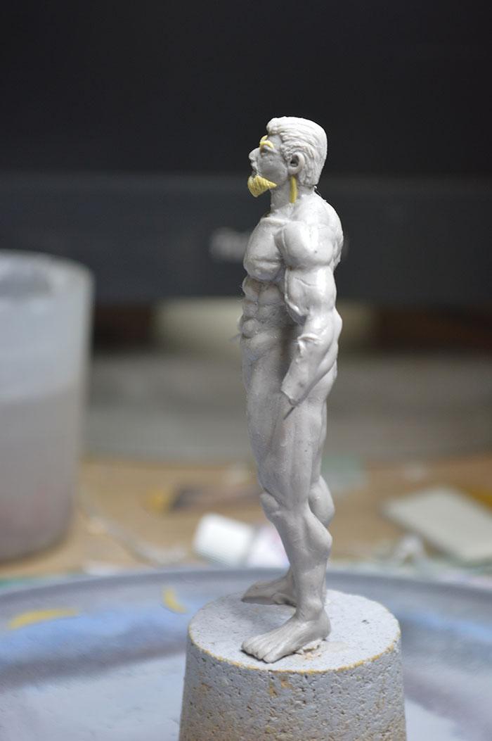 Figurine 90mm Figurine90mm28