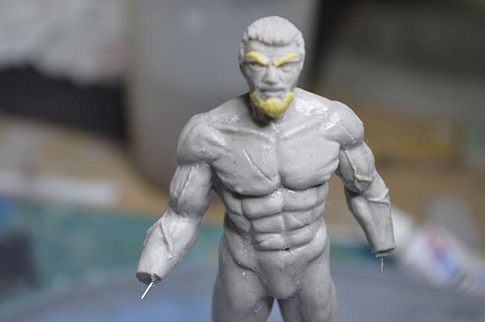 Figurine 90mm Figurine90mm31