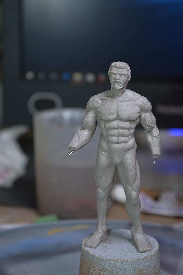 Figurine 90mm Figurine90mm33