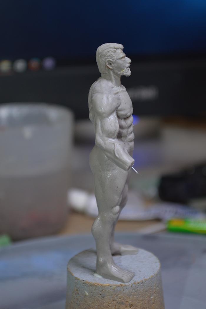 Figurine 90mm Figurine90mm34