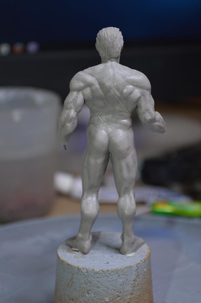 Figurine 90mm Figurine90mm35