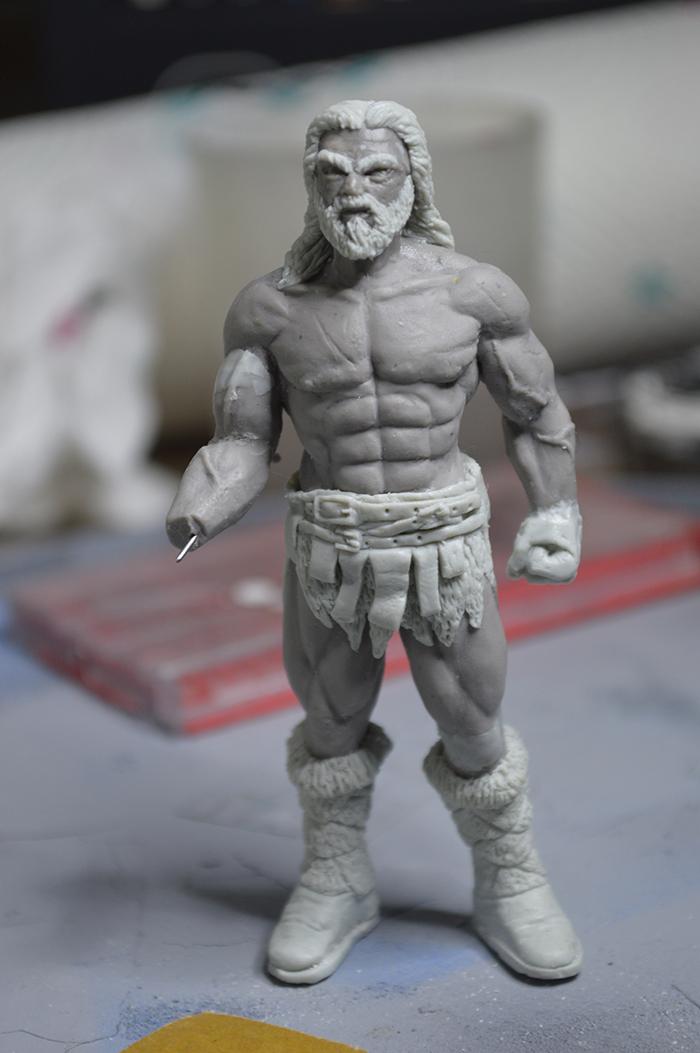 Figurine 90mm Figurine90mm37