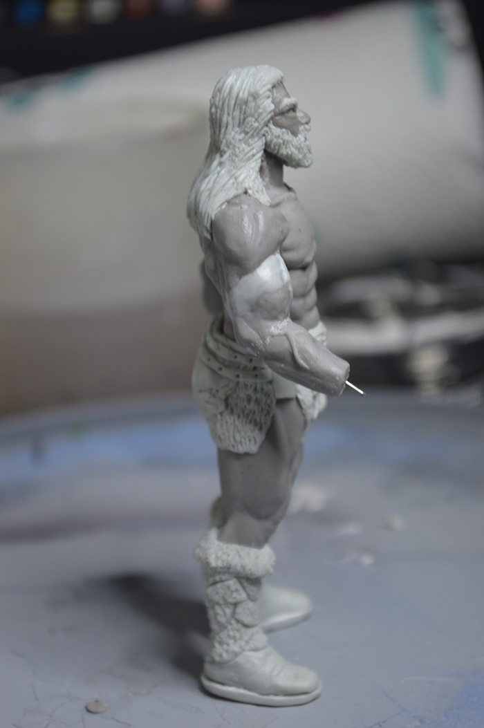 Figurine 90mm Figurine90mm40