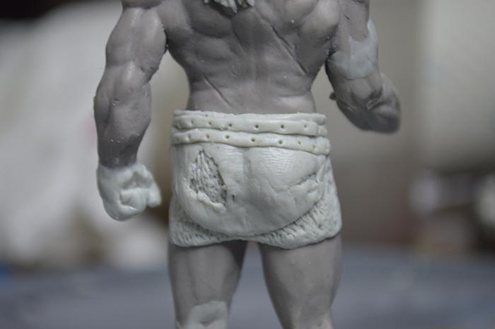 Figurine 90mm Figurine90mm42