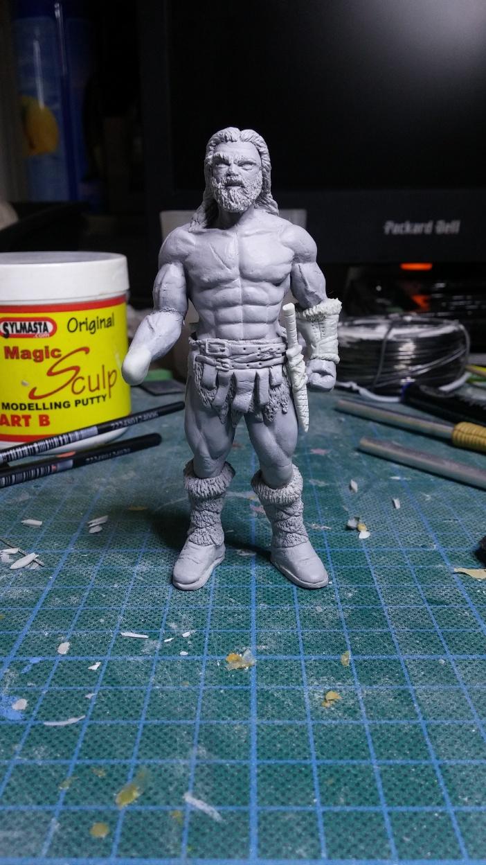 Figurine 90mm Figurine90mm45