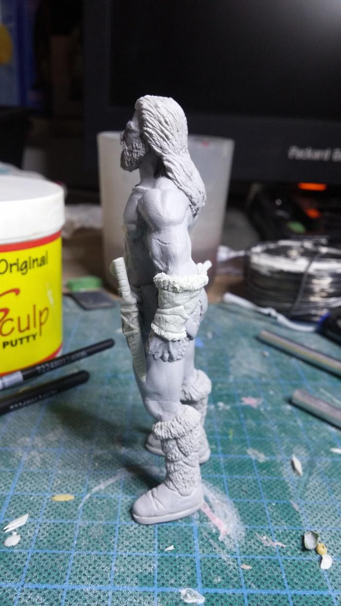 Figurine 90mm Figurine90mm48