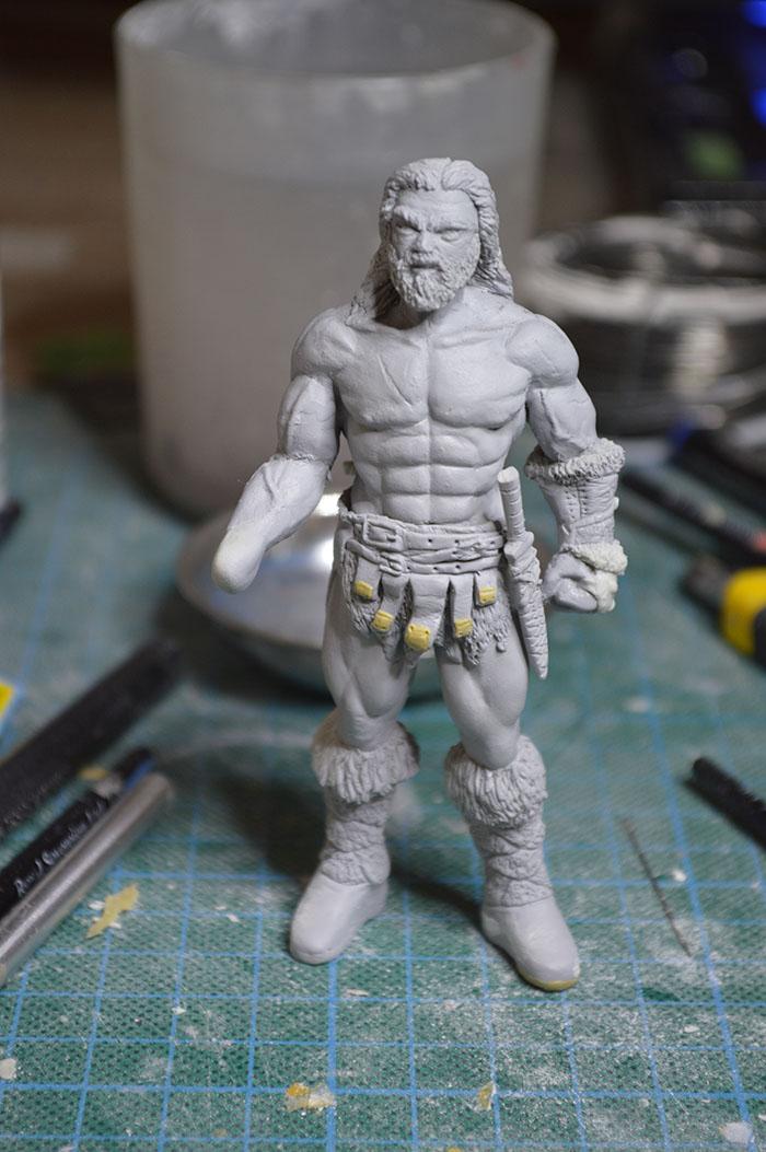 Figurine 90mm Figurine90mm53