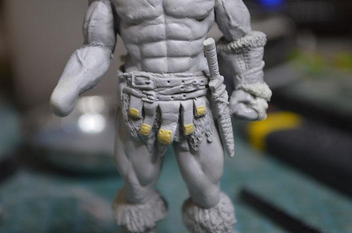 Figurine 90mm Figurine90mm57