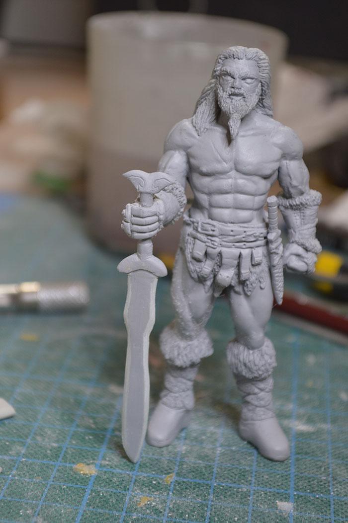 Figurine 90mm Figurine90mm59