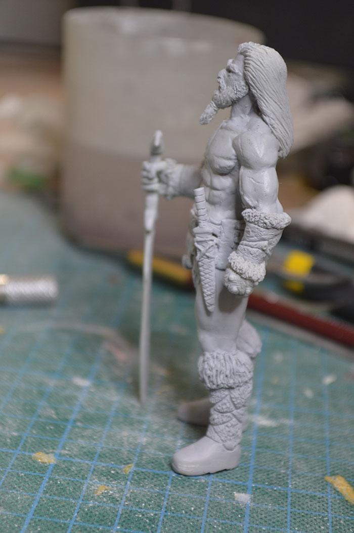 Figurine 90mm Figurine90mm60