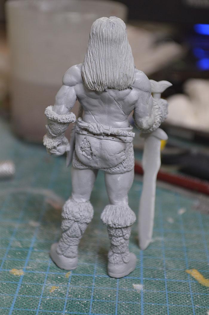 Figurine 90mm Figurine90mm61