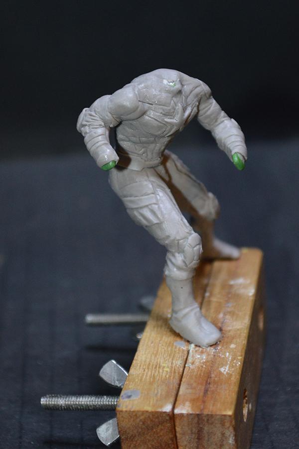 Captain america 75mm Figurine75mm.15