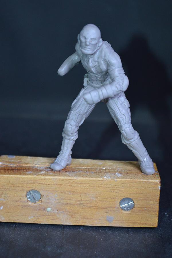Captain america 75mm Figurine75mm.21