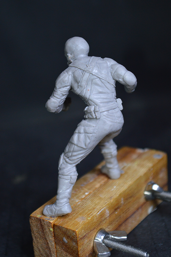Captain america 75mm Figurine75mm.24