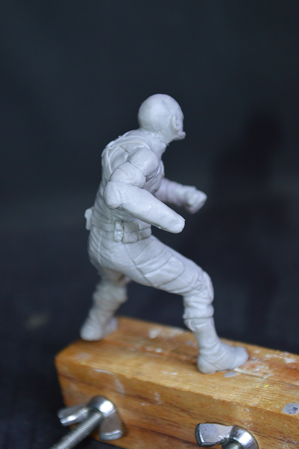 Captain america 75mm Figurine75mm.26