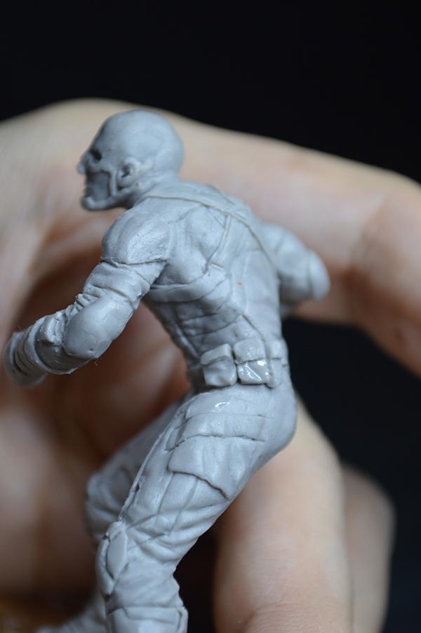Captain america 75mm Figurine75mm.29