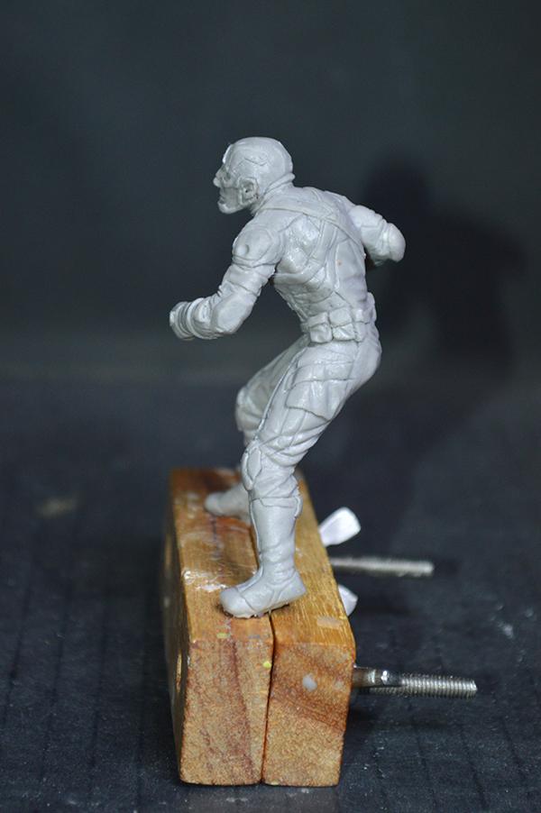 Captain america 75mm Figurine75mm.33