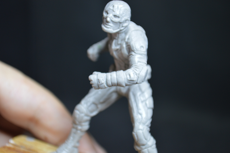 Captain america 75mm Figurine75mm.39
