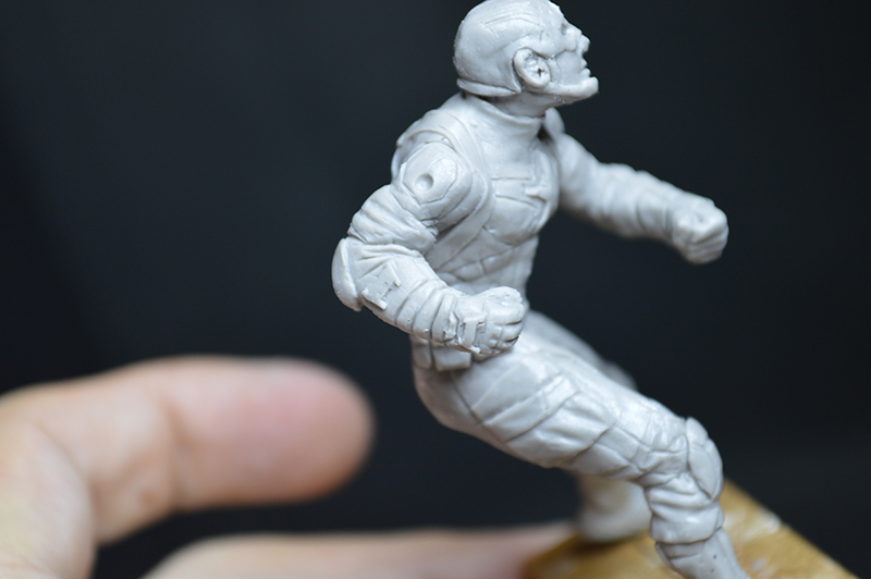 Captain america 75mm Figurine75mm.40