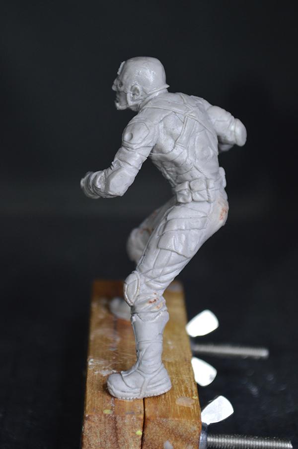 Captain america 75mm Figurine75mm.43