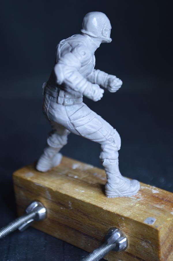 Captain america 75mm Figurine75mm.46