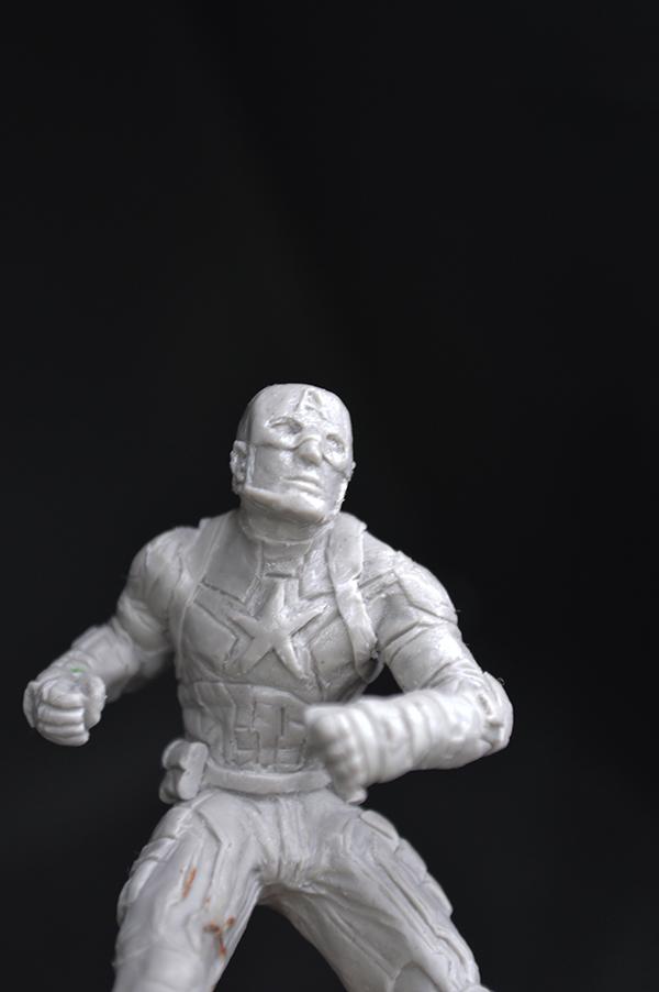 Captain america 75mm Figurine75mm.51