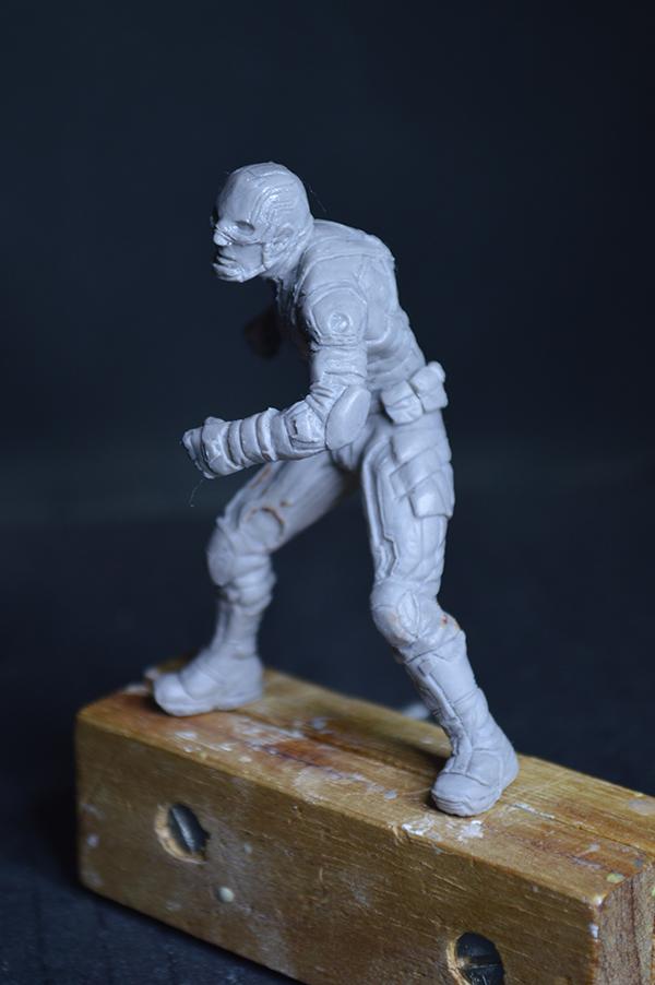 Captain america 75mm Figurine75mm.53