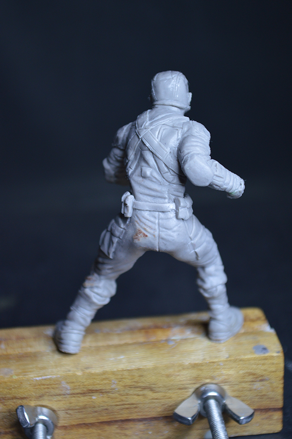 Captain america 75mm Figurine75mm.56