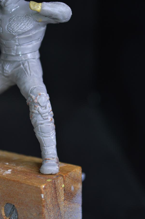 Sculpture Wolverine 75mm jour d'un avenir passé Wolverine.75mm.17