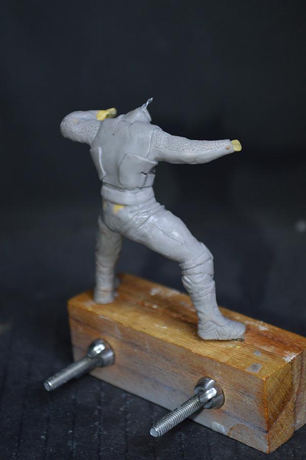 Sculpture Wolverine 75mm jour d'un avenir passé Wolverine.75mm.22