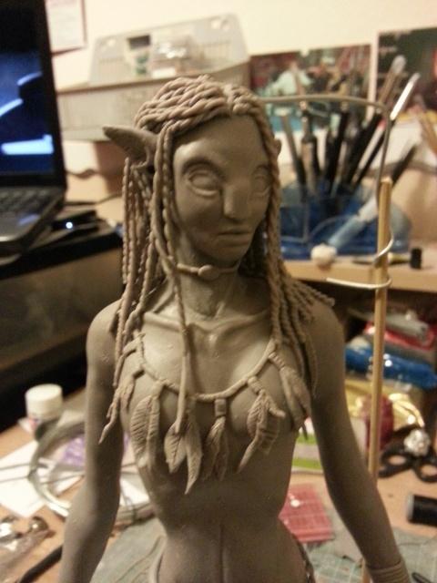Neytiri Avatar Avatar60