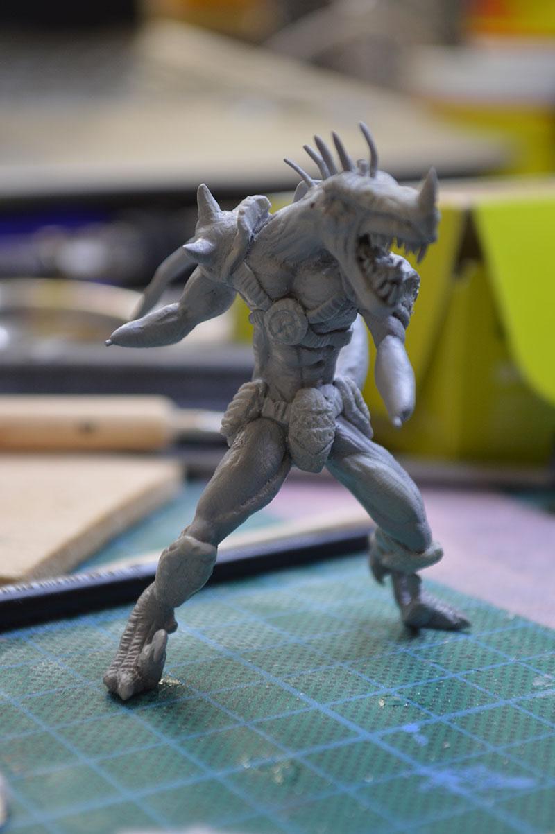 Mutant Velociraptor 6cm - Page 2 MiniSculpture57