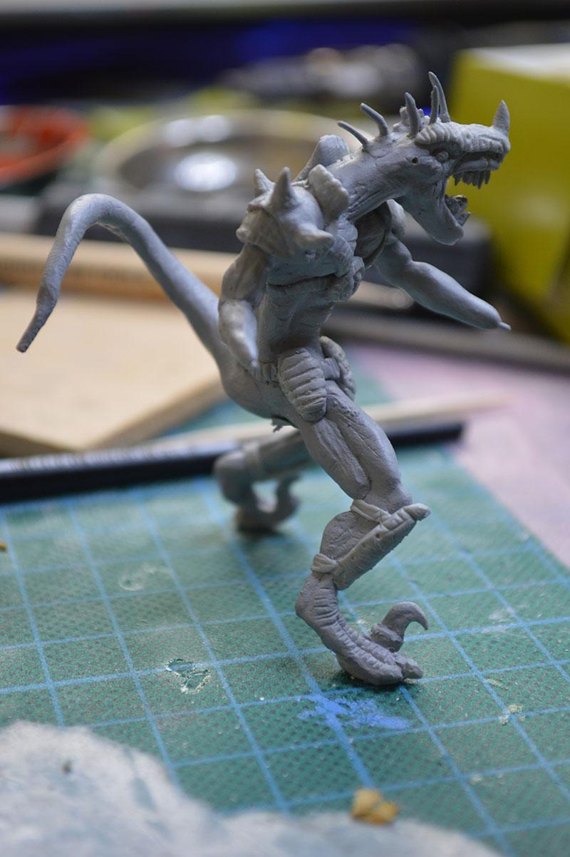 Mutant Velociraptor 6cm - Page 2 MiniSculpture59