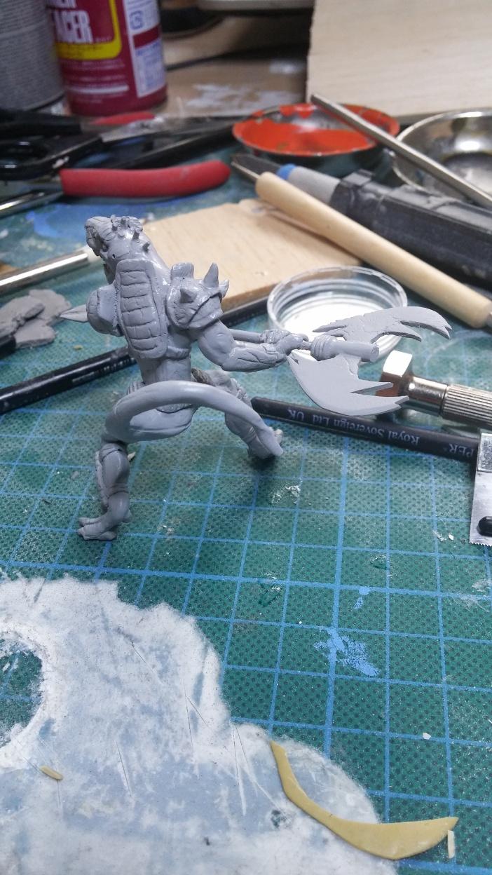 Mutant Velociraptor 6cm - Page 2 MiniSculpture63