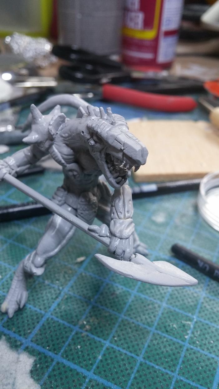 Mutant Velociraptor 6cm - Page 2 MiniSculpture65