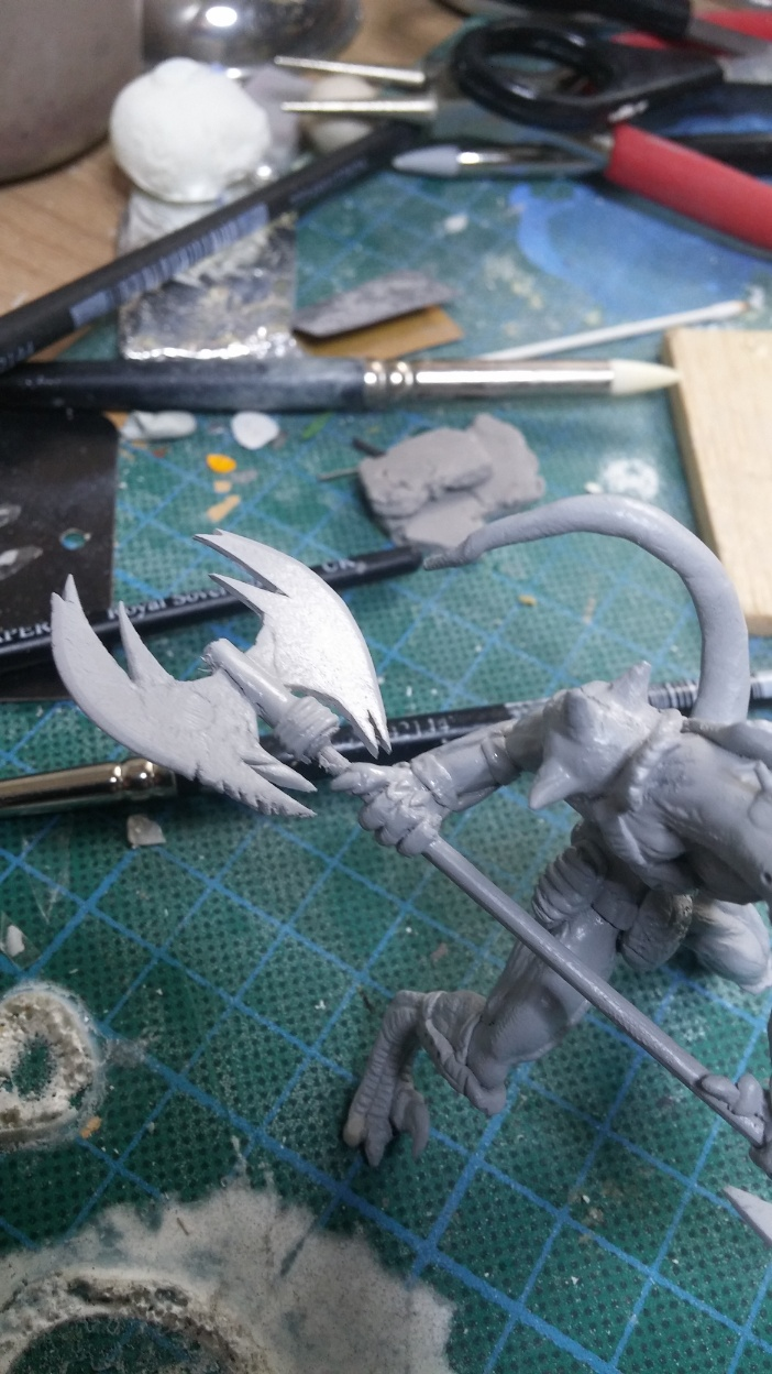 Mutant Velociraptor 6cm - Page 2 MiniSculpture66
