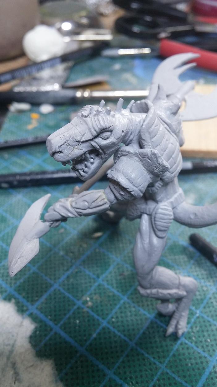 Mutant Velociraptor 6cm - Page 2 MiniSculpture67