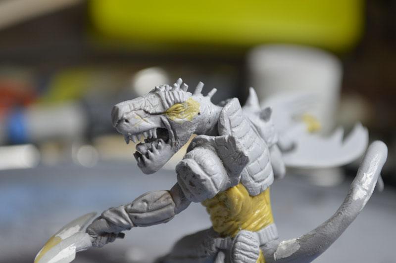 Mutant Velociraptor 6cm - Page 2 MiniSculpture71