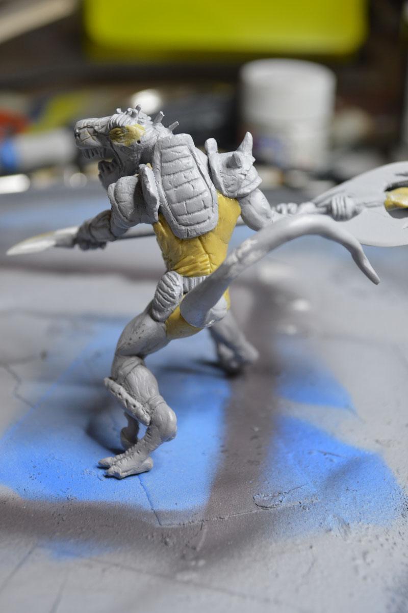 Mutant Velociraptor 6cm - Page 2 MiniSculpture72