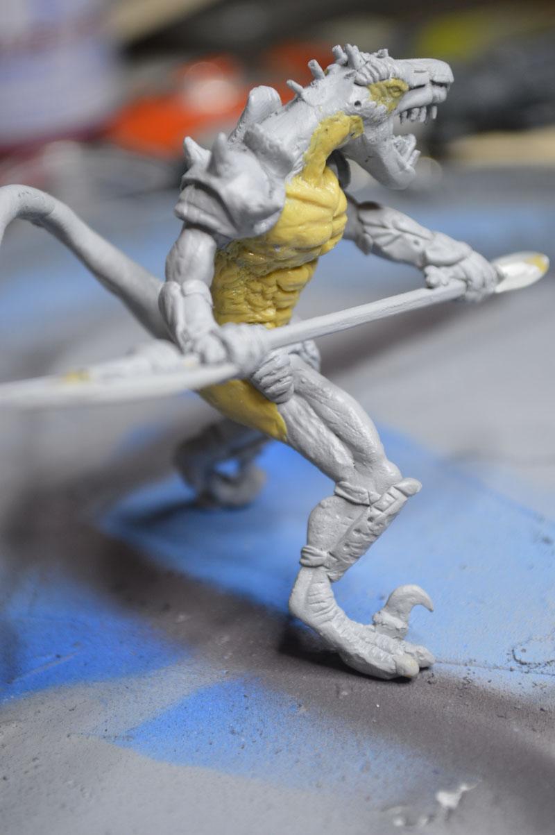 Mutant Velociraptor 6cm - Page 2 MiniSculpture75