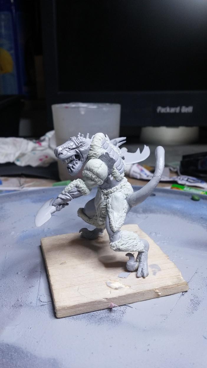 Mutant Velociraptor 6cm - Page 2 MiniSculpture85