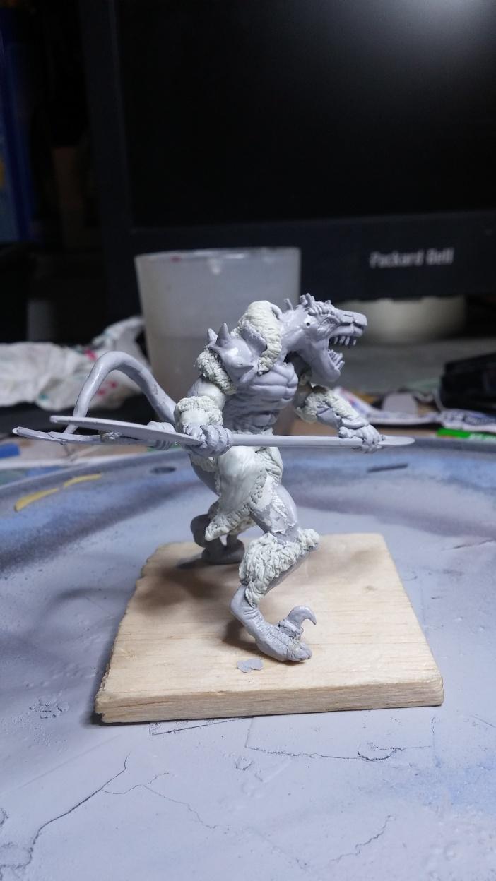 Mutant Velociraptor 6cm - Page 2 MiniSculpture87