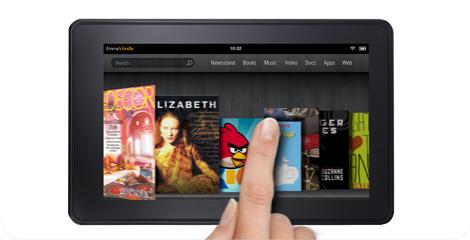 Amazon presenta su tableta Kindle Fire, dura competencia para el iPad KO-aag-spin