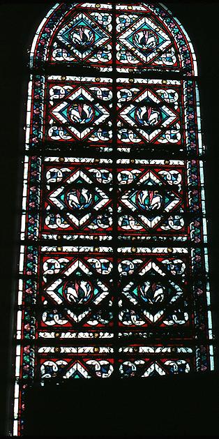 Les vitraux  du XIIIéme siècle . M0540bsds