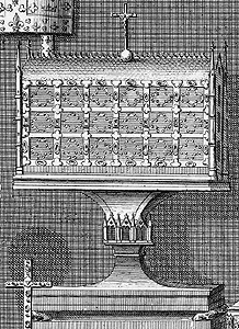 Description des piéces de  la planche I de Félibien Pl1-e-sm