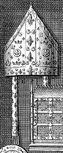 Description des piéces de  la planche I de Félibien Pl1-l1-sm