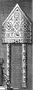 Description des piéces de  la planche I de Félibien Pl1-l2-sm